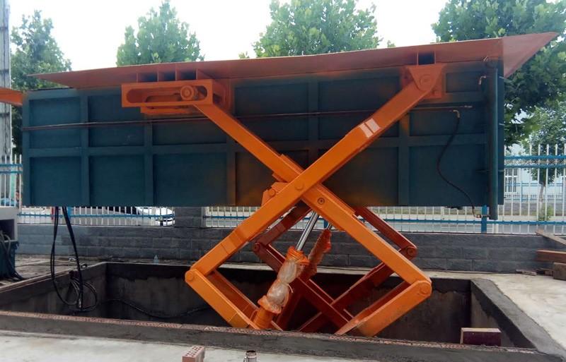 工厂单位安装久远垃圾中转站